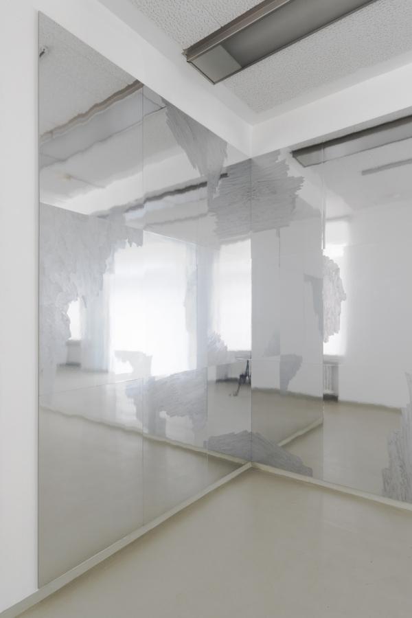 Raymund Kaiser, 'Gegenlicht', Städtische Galerie Schloß Borbeck, 2014
